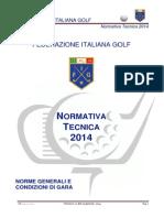 Regole del Golf agg. 2014