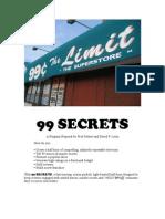 99 SECRETS