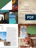 The Caribbean's Coolest Beach Towns