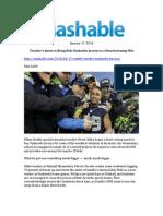 GoFundMe - Mashable - 1-17-14