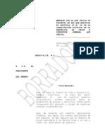 Proyecto modificación artículo 19 N 24 de la Constitución