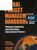 Global Projectmanagement - Die Project Portfolio Scorecard