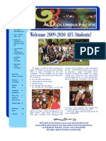 2009 September Newsletter - COLOR