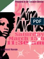 Executive Director's AFRO Awards