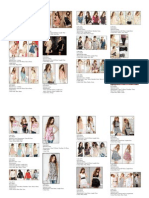 Pre Order Fashion CATALOGUE