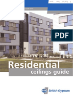 Residential Ceilings Guide