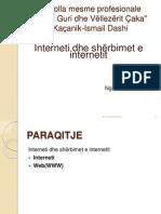 InternetDhe WWW