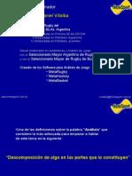 Presentación Villalba