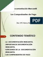 La Documentacion Mercantil - Los Comprobantes de Pago - Expo