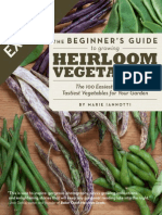 Beginner's Guide to Growing Heirloom Vegetables [Excerpt]