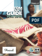 Freeset Custom Product Guide 2014_Liminal