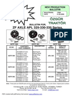 Zf Kit Bulletin Apl325-330-335
