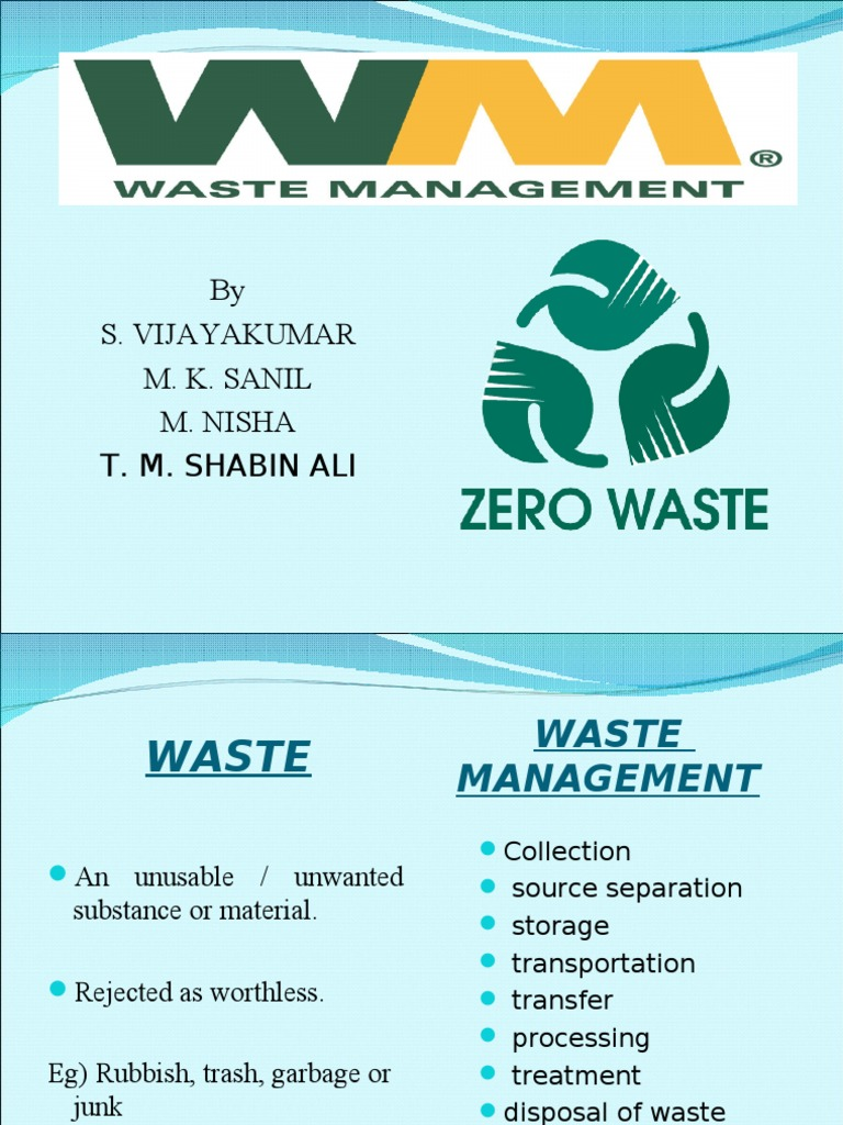 foreign related literature about waste management Review of literature related to impact of reforms on  management of banks under the deregulated environment  new private sector banks and foreign banks,.