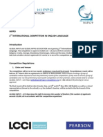 HIPPO Regulations 2014
