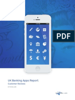 Report on UK Mobile Banking Apps