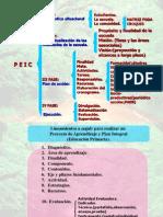 Elementos Para El Peic,Pa,Plan Integral y Clase Participativa