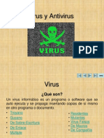 Virus y Antivirus Ppt