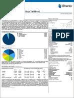06.- Ishares Markit iBoxx Euro High Yield Bond