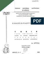 El Maguey El Pulque y Sus Deidades