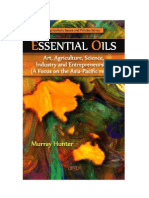 Murray Hunter Essential Oils