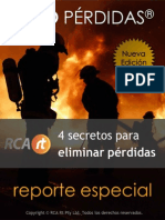 13110500 Cero Perdidas Reporte Especial