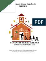 Elementary Handbook