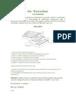 Cálculo de Escadas - Copia