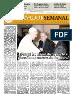 Observador Semanal del 30-01-2014