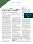 VERGARA Et Al. 2007 - Economic Impacts of Rapid Glacier Retreat in the Andes