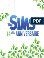 Livret Sims