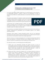 20090929_FEMP_MocionFinanciacionLocal