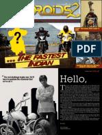 Motoroids2 (September 2009)