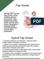 Pap Smear Ppt