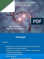 3 Genealogias y Patrones de Herencia