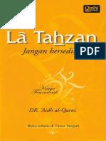 Aidh Al-Qarni - La Tahzan