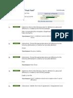 PHL/410 Classical Logic Post Test CH 3