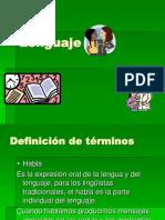 Presentacion Alteraciones de Lenguaje