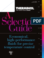Therminol Heat Transfer Fluids Selection Guide. Aceite Termico Venezuela.pdf