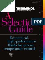 Therminol Heat Transfer Fluids Selection Guide. Aceite Termico Venezuela.pdf