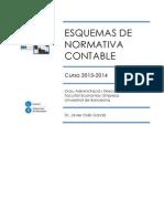 Esquemas sobre normativa contable.  2013-2014 castellano.pdf