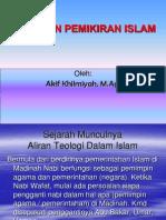 Gerakan Pemikiran Islam