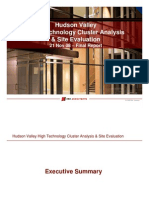 Hudson Valley High Tech Site Evaluation Ulster County