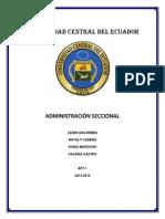 Proyecto de Administracion Seccional y Regional (1)