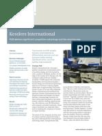 Siemens PLM Kesslers International Cs Z5