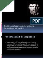 LA PERSONALIDAD PSICOPÁTICA