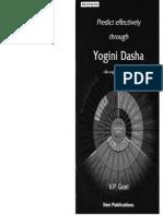 Predict Effectively Throught Yogini Dasha by VP Goel Copy