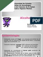 Alcoholismo higiene