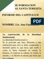 CAPITULO II P.E.I