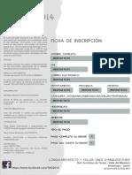 TAller A D 2014 - Peru