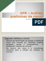 Aula 03 - APR – Análise preliminar de riscos.pdf